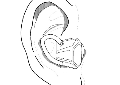 Ear Sensor (Shock & Temperature)