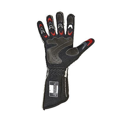 Smart Gloves for motorsport racing