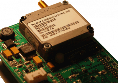 Iridium Satellite Transceiver
