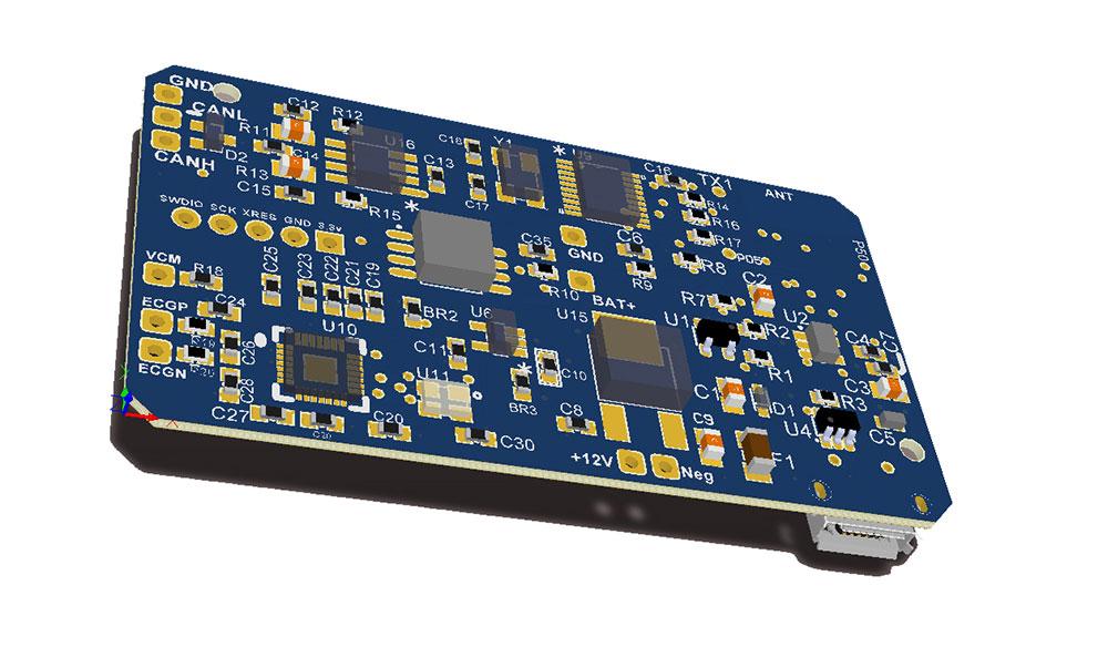 Biometric Sensors & Controller
